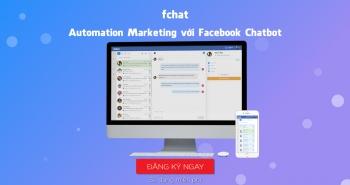 Hướng dẫn đăng nhập Fchat từ tài khoản Facebook