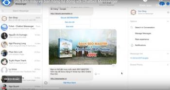 Hướng dẫn tạo Chatbot Viral bằng Fchat.vn