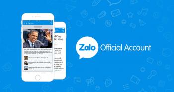 [Chức năng mới] Kết nối và quản lý hội thoại Zalo Page